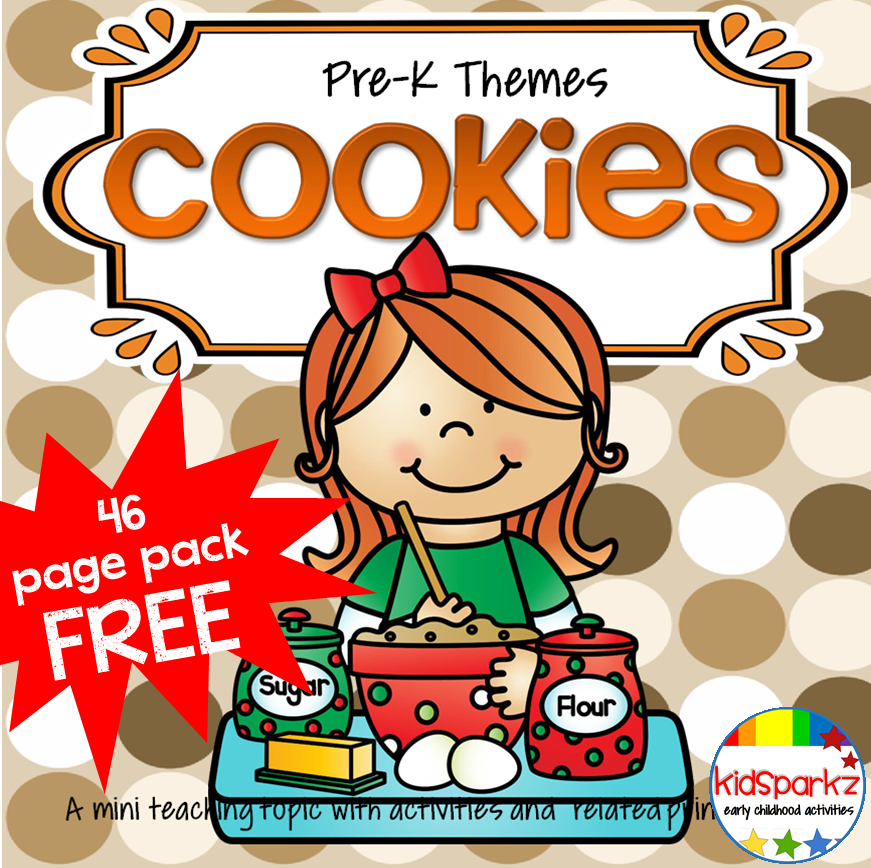 Cookies theme pack
