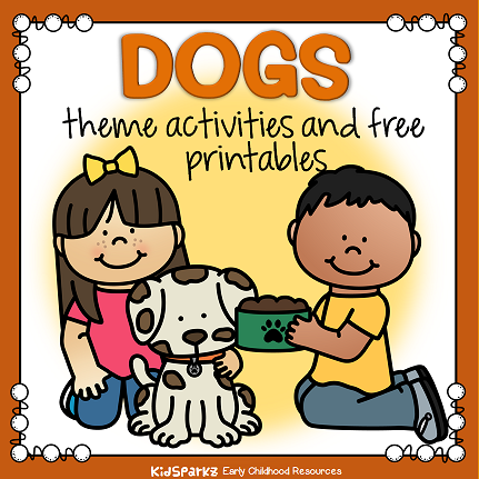 Dogs theme activities