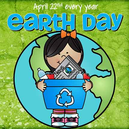 Earth Day preschool April theme