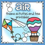 Air theme activities