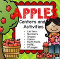 Apple theme centers and activities