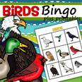 Desert animals bingo game plus supporting printables.