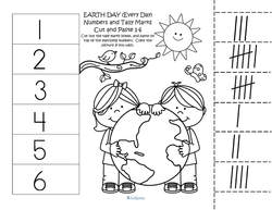 Earth Day activity printables