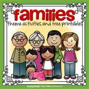 Families theme activities