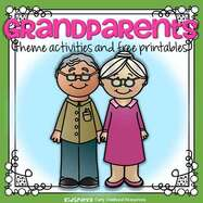 Grandparents theme activities