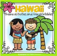 Hawaii theme activities