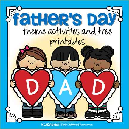 Father's Day theme activities