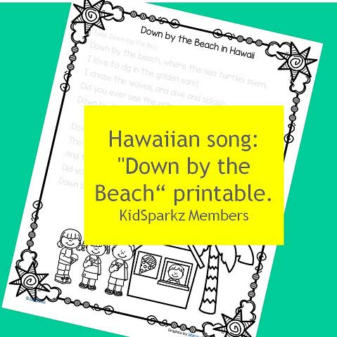 Hawaiian song 1