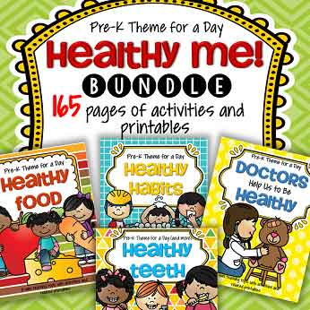 Healthy Me! bundle - 4 packs at a discounted price.