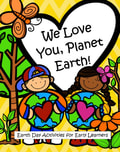 We Can Help Our Planet Earth. Make hands-on, interactive centers and learning games for your preschool, pre-K and Kindergarten classroom.