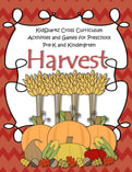 Harvest Time - A Collection of Printables, Activities and Centers  59