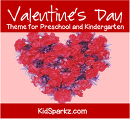 Valentine's Day activities and free printables for preschool and kindergarten