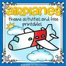 Airplanes theme activities