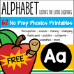 Letter A activities for free