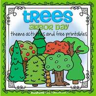 Trees theme activities