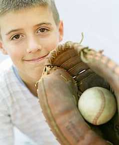 Baseball theme activities and printables for preschool and kindergarten.