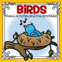 Birds theme activities