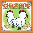 Chickens theme activities