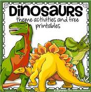 Dinosaurs theme activities