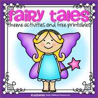 Fairy Tales theme activities