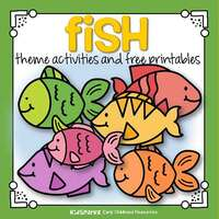 Fish theme activities