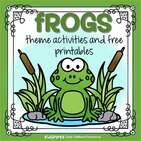 Frogs theme activities