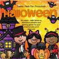 Halloween Prep Pack for Preschool