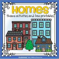 Homes theme activities
