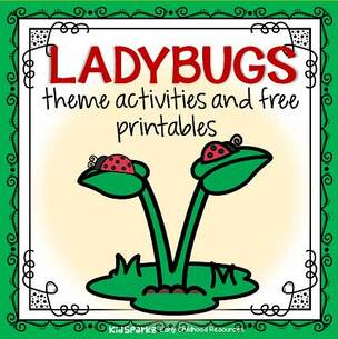 Ladybugs theme activities