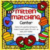 Mitten Matching Center: Match 24 colorful mittens to make 12 exact pairs.
