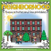 Neighborhood theme activities