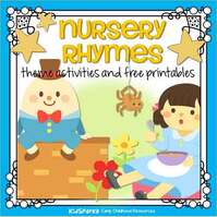 Nursery Rhymes theme activities