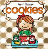 Cookies theme pack 46 pages