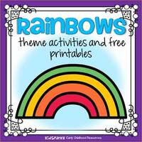 Rainbows theme activities