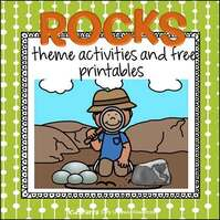 Rocks theme activities