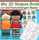 Cut and paste emergent reader featuring 11 shapes matched to real world pictures.