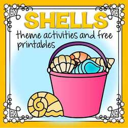 Shells theme activities