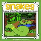 Snakes theme activities