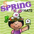 PictureHere are five hats, in color and b/w, to make and wear to celebrate Spring.