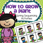 Spring sequencing centers and small group activity.11 pgs.