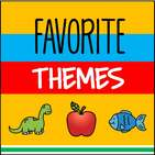List of favorite themes from KidSparkz.com