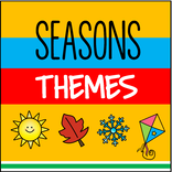 List of seasonal themes from Kidsparkz.com
