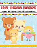 The Three Bears - Literacy and Math Activities for Early Learners. 45 pages $4.50