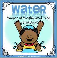 Water theme activities
