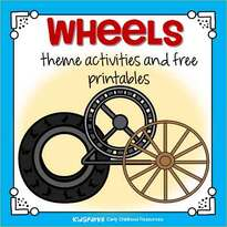 Wheels theme activities
