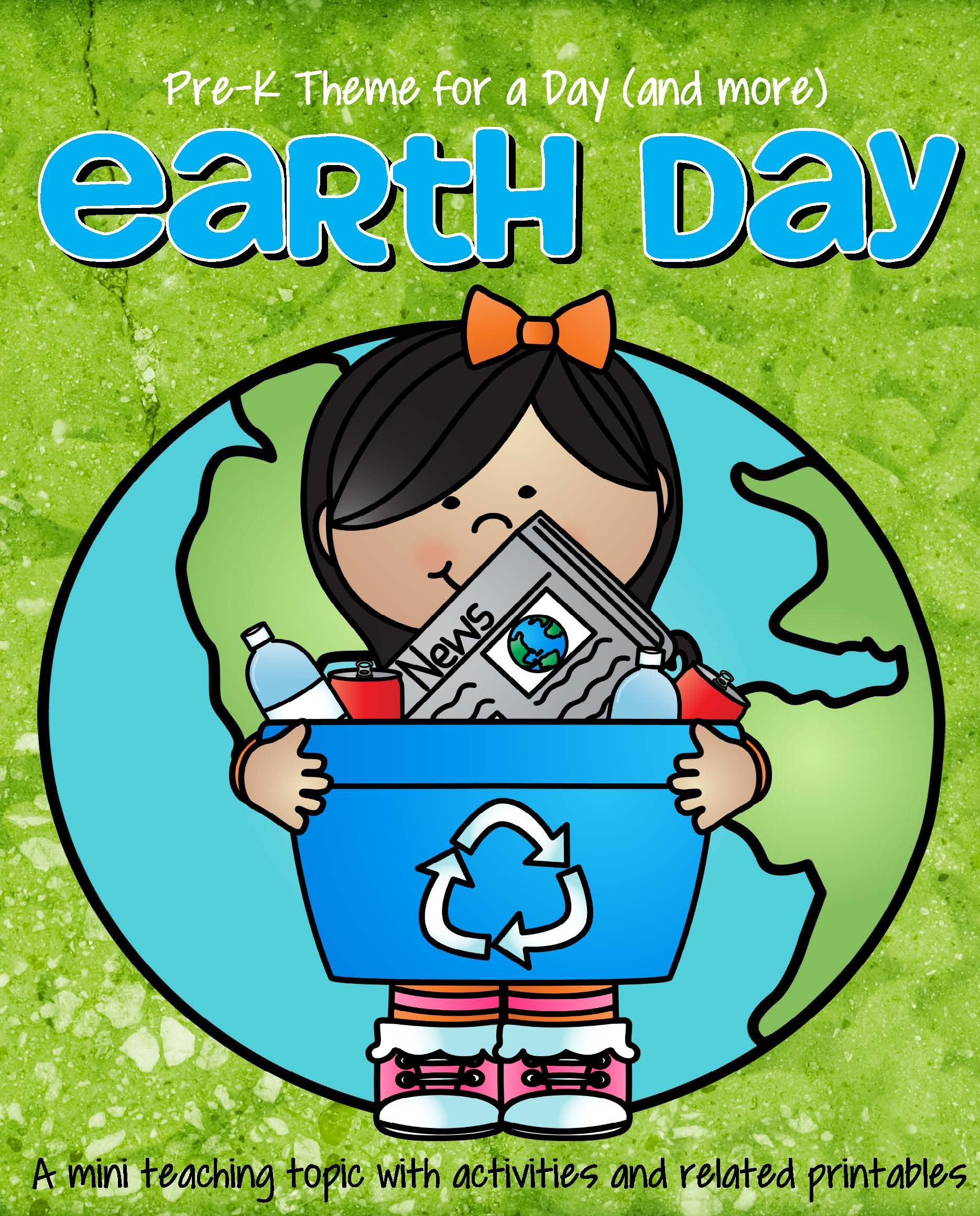 EARTH DAY Math, Science & Literacy Centers and Activities for ...