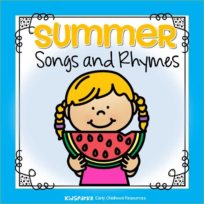 Summer songs and rhymes